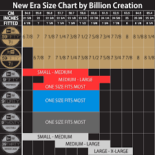 Brixton Hat Size Chart New Era Hat Sizes The Ultimate New Era Cap Size Guide