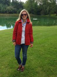 what to wear quilted riding jackets the dress decoded photo 5