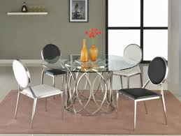 round glass kitchen table. Round Glass Dining Table With Steel Base San Antonio Texas Chcour Picture Wonderful Set For Top Inch Room Kitchen T
