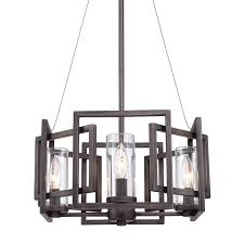 Marco Light Fixtures Marco 4 Light Pendant