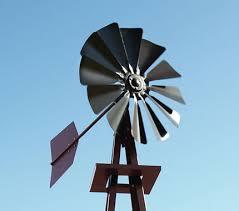 backyard windmills ornamental