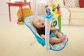 Amazon.com : Fisher-Price Musical Friends Bouncer : Baby