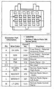 08 sierra radio wiring diagram dodge factory radio wiring diagram 2003 chevy trailblazer stereo wiring diagram at 04 Trailblazer Radio Wiring Diagram
