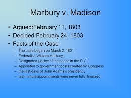 marbury vs madison essay marbury vs madison essay essaymania com