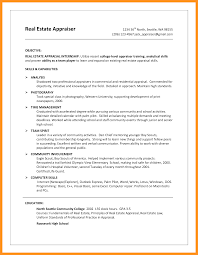 Commercial Real Estate Appraiser Sample Resume Appraiser Sample Resumes shalomhouseus 26