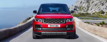 2020 Land Rover Range Rover Colors Interior And Exterior