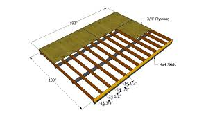 shed floor plans. Pleasant Idea 2 Shed Floor Plans How To Build A 12×16 Shed. «