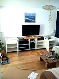 desk tv stand combo desk and tv cabinet combo