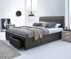 grey bed frame full. Delighful Bed Most Seen Images In The Astounding Queen Bed Frames With Storage Design  Gallery And Grey Frame Full O