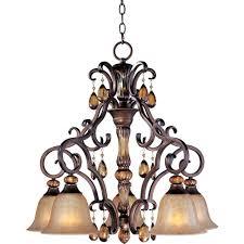 maxim lighting dresden down light chandelier