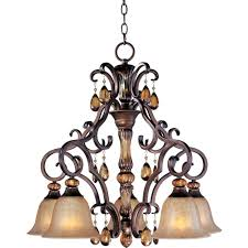 maxim lighting dresden down light chandelier