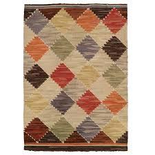 mid 20th century modern scandinavian area rug at 1stdibs mid century modern rugs los angeles