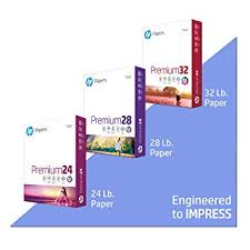Hp Printer Paper Premium Choice Laserjet Copy Paper 32lb 8 5 X 11 Letter 100 Bright 1 Pack 500 Sheets 113100r