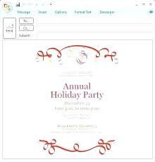 office party flyer corporate christmas invitation templates free invitation templates