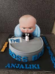 The Boss Baby Birthday Cake Fab Cakes Dubai