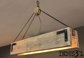 diy industrial lighting. 17 Simple And Magnificent Ways To Beautify Your Household Through Wood DIY Projects Industrial Rectangular Lamp Diy Lighting