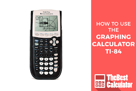 how to use the graphing calculator ti 84 expert techniques