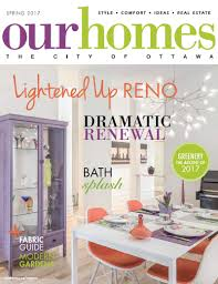 Small Picture Spring 2017 Print Editions of OUR HOMES Our Homes Magazine