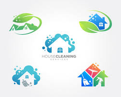 Cleaning Business Logos Home Cleaning Service Business Design Vector Premium Download