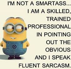 Smartass Quotes Impressive Funny Minion Quotes Of The Week œ� Daily Humor œ� Pinterest