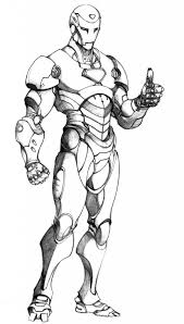 Small Picture Coloring Download Iron Man Cartoon Coloring Pages Iron Man
