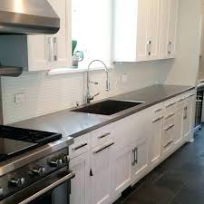 stainless steel cost countertops ikea