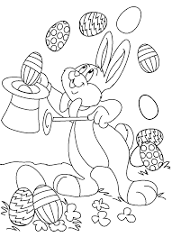 Pin By Myfreeprintablecoloringpages Com On Easter
