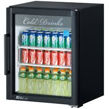 turbo air tgm 5sdb n super deluxe black countertop display refrigerator with swing door
