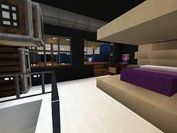 minecraft modern bedroom decor furniture guide cool ideas design real life bathroom how to make in
