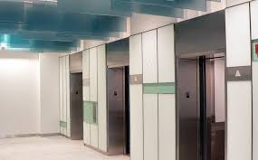 dreamwalls etched backpainted elevator lobby zayed hospital houston offenhauser gardner glass s