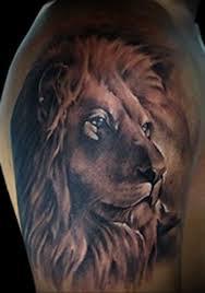 тату лев 36 фото татуировок на разных частях тела тату со знаком лев