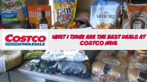 what i think are the best deals at costco haul