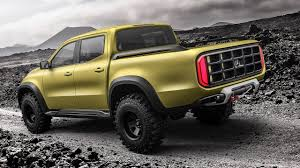 mercedes benz pickup truck 2018. modren 2018 intended mercedes benz pickup truck 2018