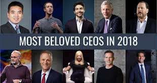 10 out of 16 glassdoor top rated ceos