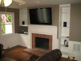 to get the proper mantel height rhcomau resemblance living room design ideas tv over fireplace of