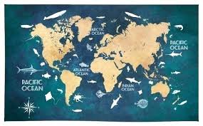 vintage world map area rug exquisite big contemporary rugs
