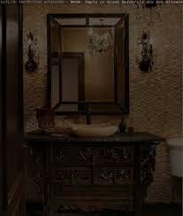 Bathroom Decorative Mirrors Complete Ideas Example