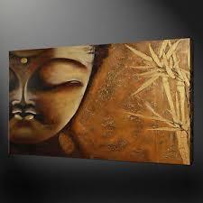 buddha wall art ebay uk