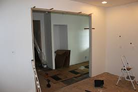 trim and old doors started