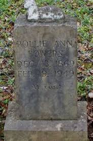 Mary Ann (Sowders) Powers (1869-1949)   WikiTree FREE Family Tree