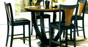 medium size of 36 round glass dining table set inch wide and chairs stylish counter height