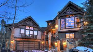 unique luxury property offered in breckenridge