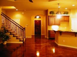 Basement Floor Finishing Ideas - Wet basement floor ideas