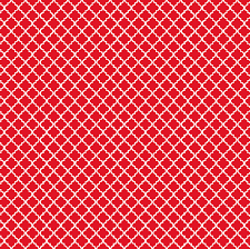 Quatrefoil Pattern New Red Quatrefoil Pattern Printed Vinyl Vinyl Printcess