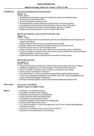 Qa Tester Resume With 5 Years Experience Best Of Qa Sample