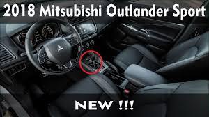 2018 mitsubishi asx interior. unique interior 2018 mitsubishi outlander sport gets a mild makeover intended mitsubishi asx interior