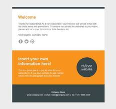 welcome email template new autoresponder series templates have been released vision6