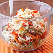 Low fat asian coleslaw