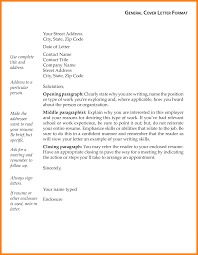 General Labour Cover Letter Example Generic Letter Quotes