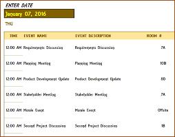 event calendar excel calendar template excel calendar 2018 2019 or any year